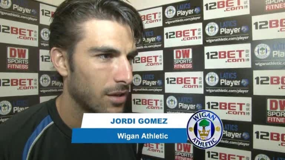 Click here to watch the VIDEO: GOMEZ ON CUP CLASH video