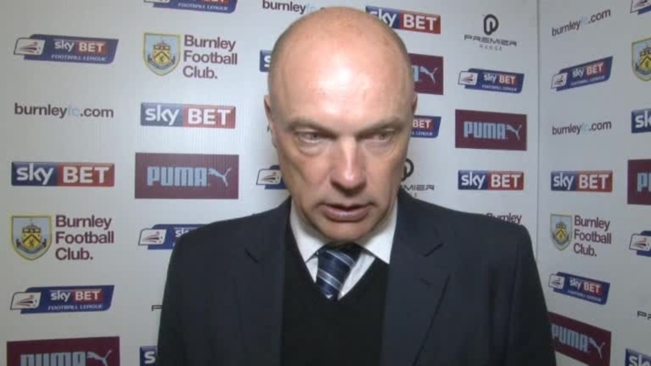 Click here to watch the VIDEO: ROSLER ON BURNLEY DEFEAT video