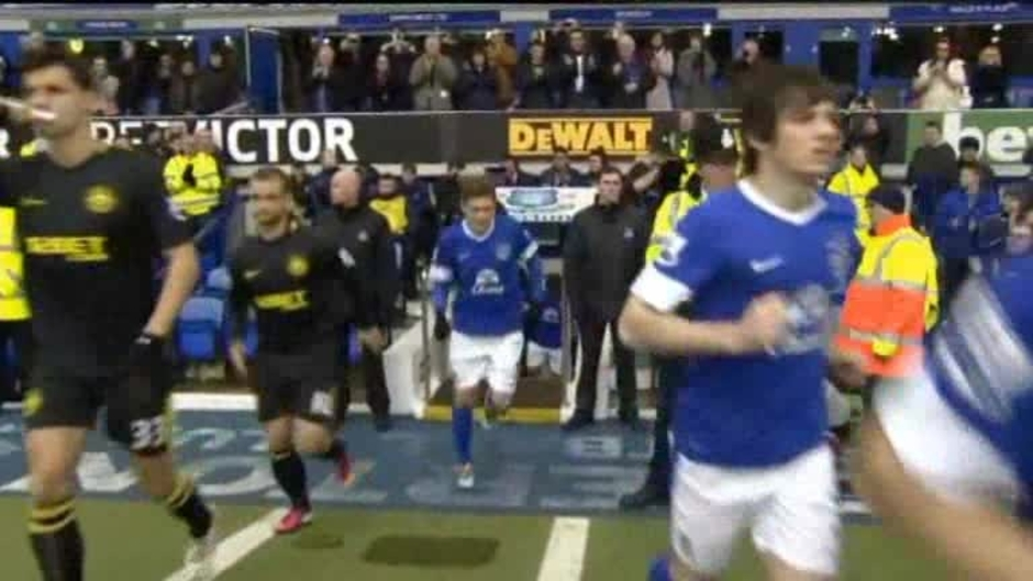 Click here to watch the FA CUP: Everton 0 Wigan Athletic 3 - Quarter Final 2013 video