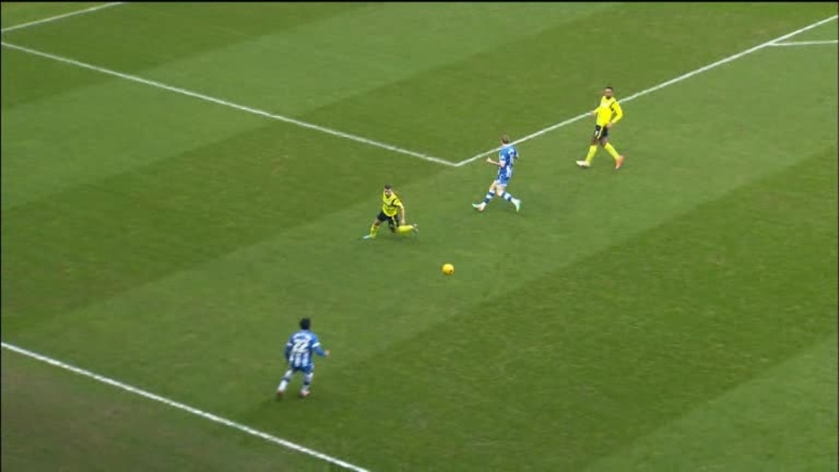 Click here to watch the Wigan 0 Birmingham 0 video