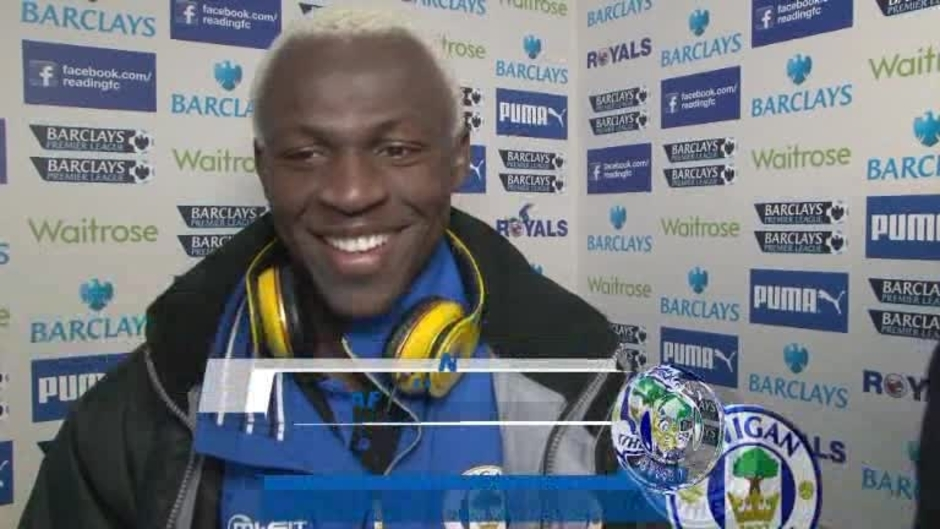 Click here to watch the VIDEO: KONE ON READING WIN video