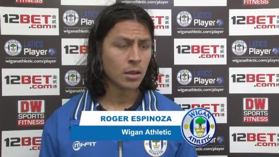 Click here to watch the VIDEO: ESPINOZA ON LIVERPOOL video