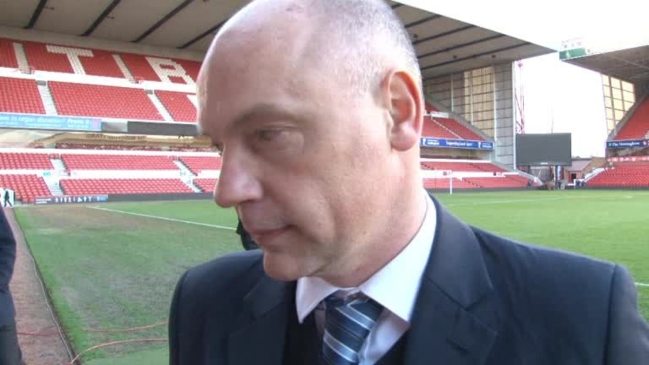 Click here to watch the GAFFER GIVES HIS FOREST VERDICT video