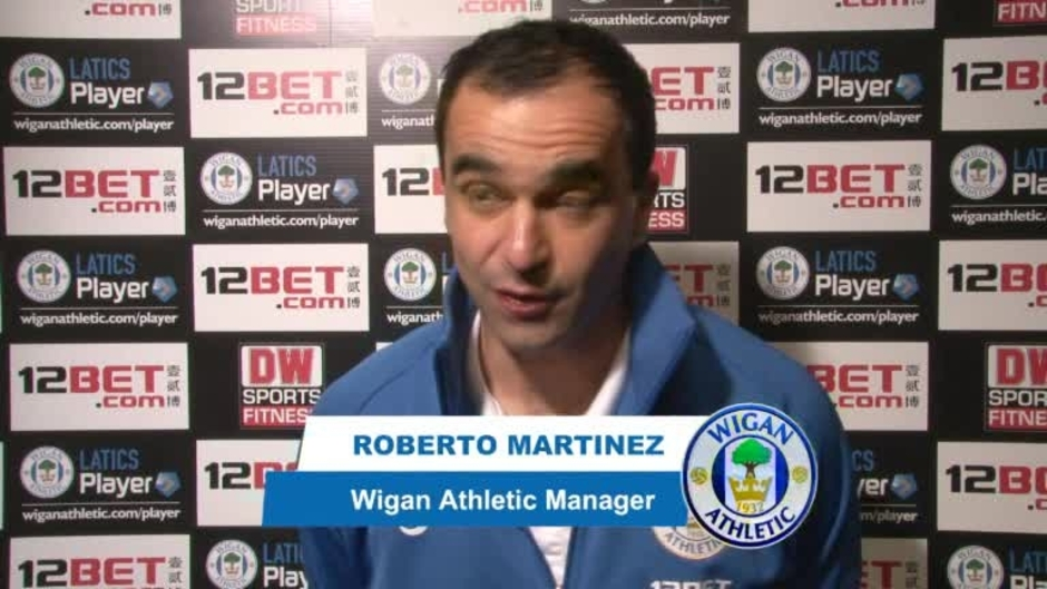 Click here to watch the VIDEO: MARTINEZ ON ANFIELD TEST video