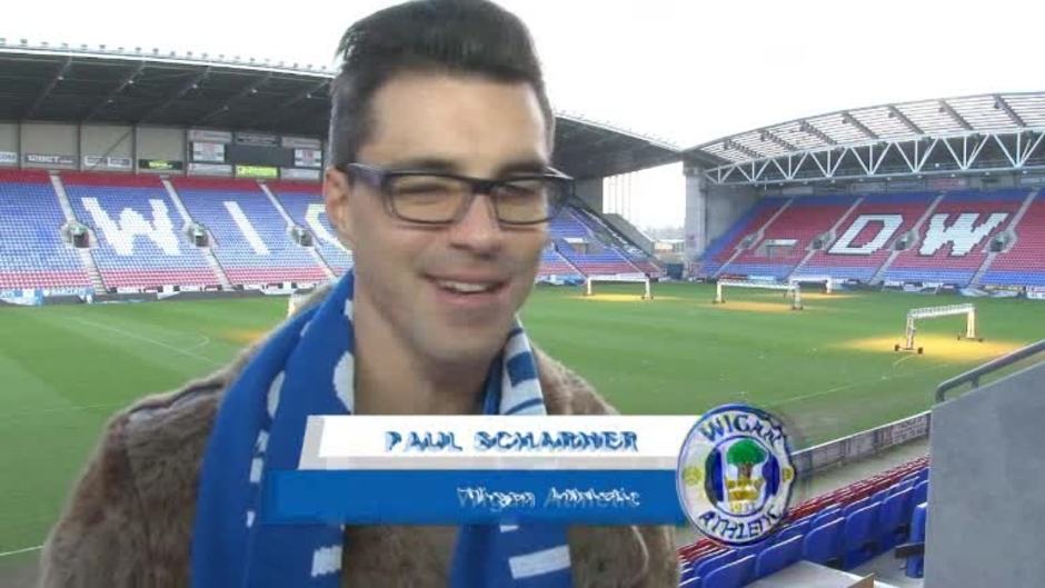 Click here to watch the VIDEO: SCHARNER'S 2ND FIRST INTERVIEW video