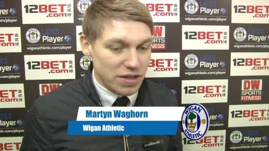 Click here to watch the VIDEO: MEET MARTYN WAGHORN video