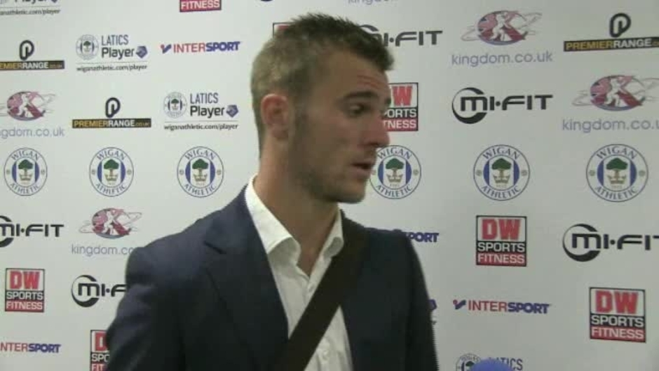 Click here to watch the VIDEO: CALLUM McMANAMAN POST READING video