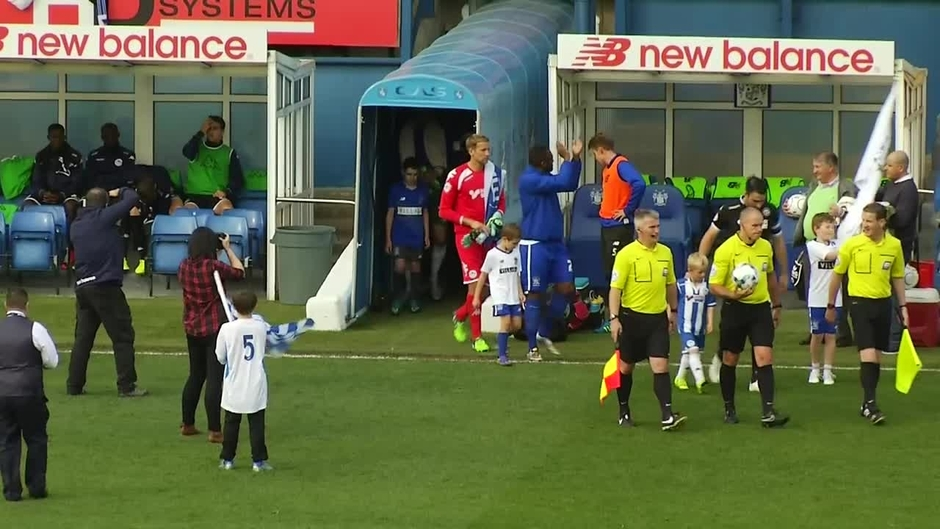 Click here to watch the EXTENDED HIGHLIGHTS: Bury 2 Wigan Athletic 2 video