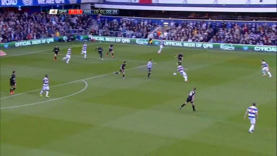 Click here to watch the QPR 2 (2) Wigan 1 (1) AET video