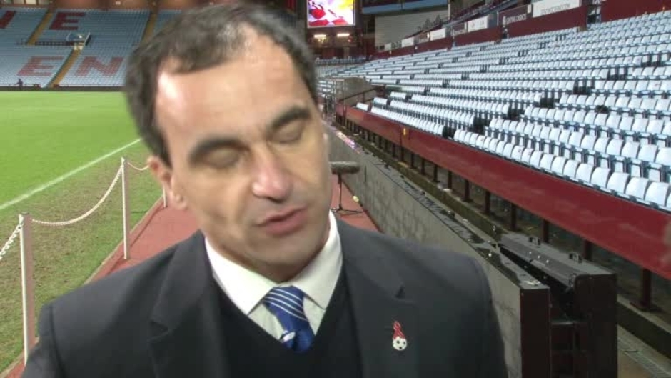 Click here to watch the VIDEO: MARTINEZ ON VILLA WIN video