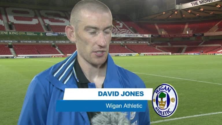 Click here to watch the VIDEO: JONES HOPING TO GIVE GAFFER A PROBLEM video
