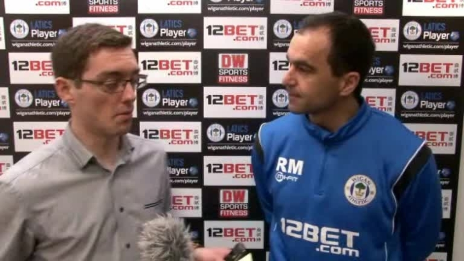 Click here to watch the VIDEO: MANAGER ON SPURS video