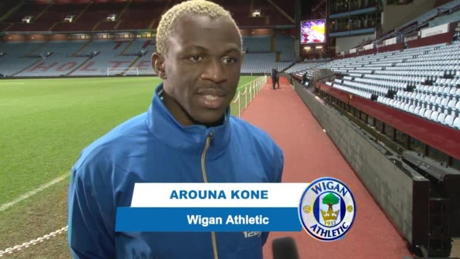 Click here to watch the VIDEO: KONE HOPING TO LEAVE IN STYLE video