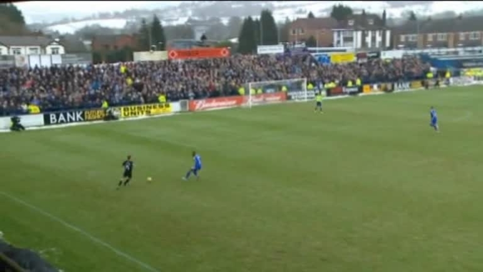 Click here to watch the FA CUP: Macclesfield Town 0 Wigan Athletic 1 - Fourth Round 2013 video