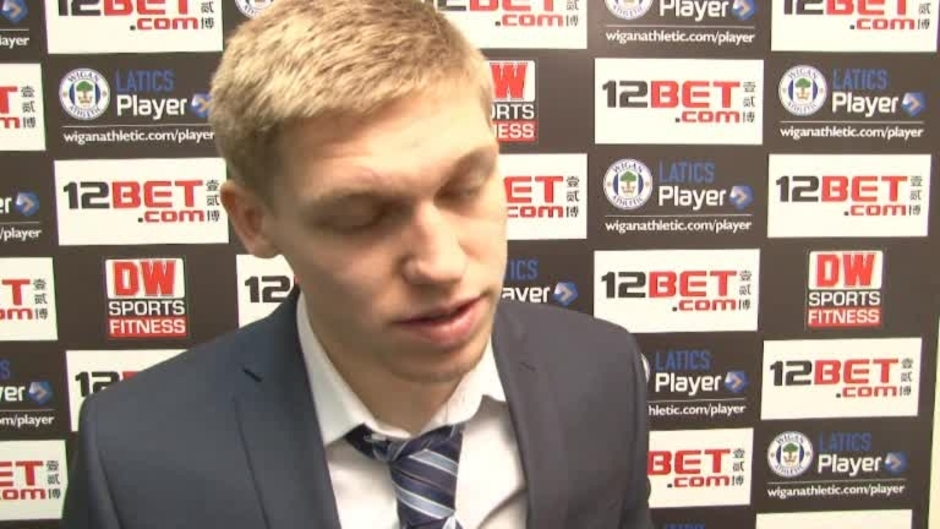 Click here to watch the VIDEO: GOAL SCORER WAGHORN ON LEEDS WIN video
