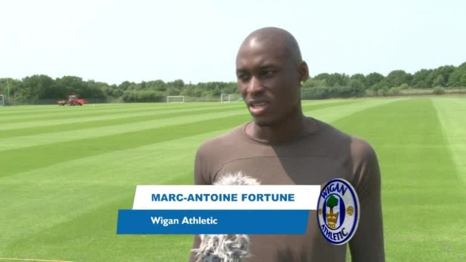 Click here to watch the VIDEO: MEET MARC-ANTOINE FORTUNE video