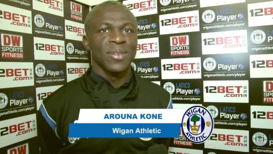 Click here to watch the VIDEO: KONE KEEN TO GET SCORING AGAIN video