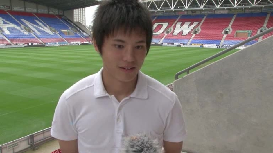 Click here to watch the VIDEO: THE FIRST MIYAICHI INTERVIEW video
