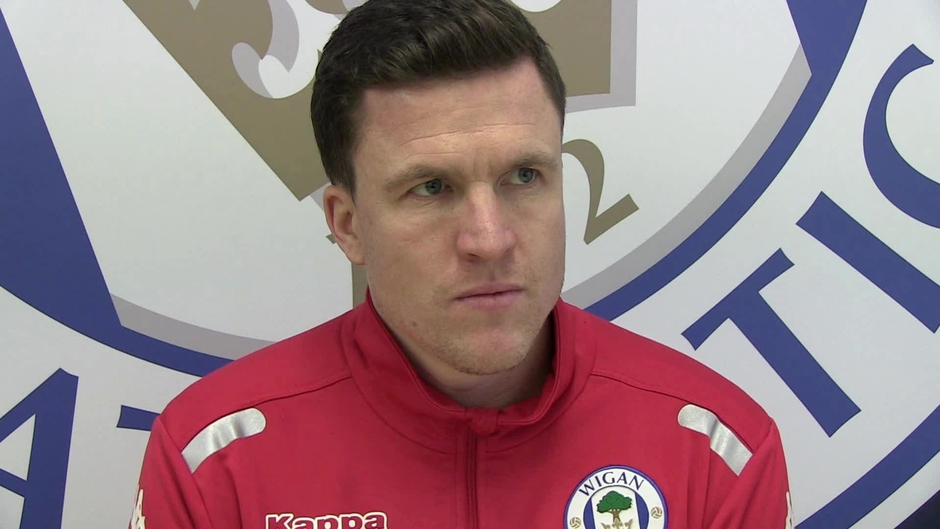 Click here to watch the PREVIEW: Gary Caldwell previews Oldham Athletic video