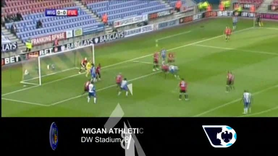 Click here to watch the VIDEO: LATICS V FULHAM - THE GOALS video