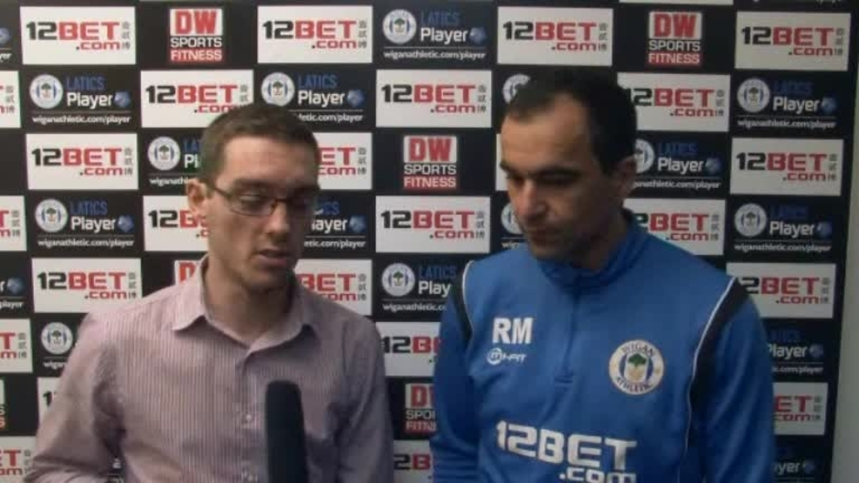 Click here to watch the VIDEO: GAFFER PREVIEWS VILLA GAME video