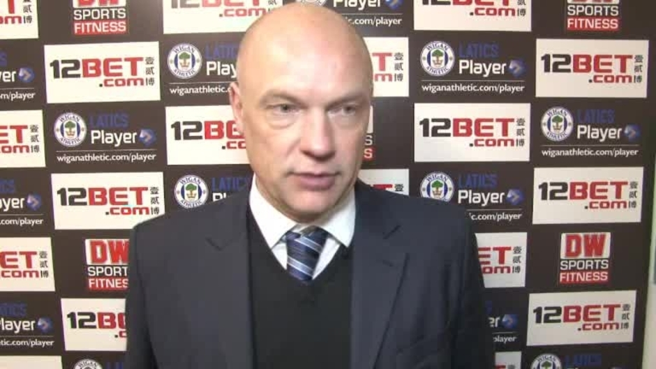Click here to watch the VIDEO: GAFFER ON WIN OVER WATFORD video