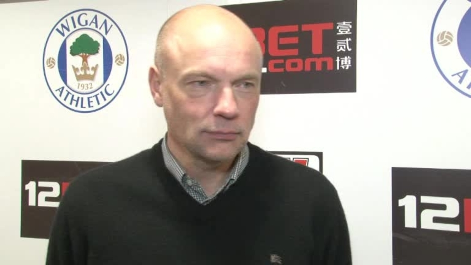 Click here to watch the VIDEO: MANAGER PREVIEWS WEDNESDAY NIGHT video