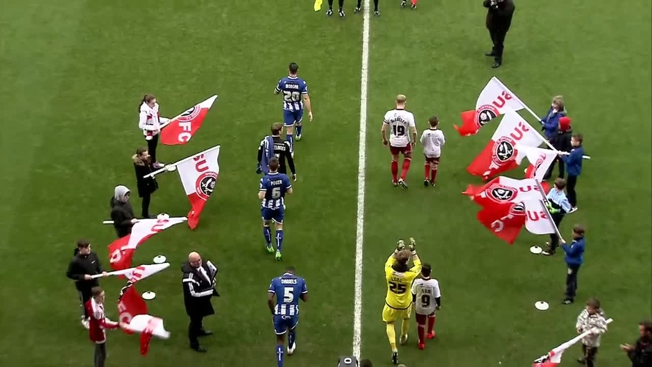 Click here to watch the EXTENDED HIGHLIGHTS: Sheffield United 0 Wigan Athletic 2 video