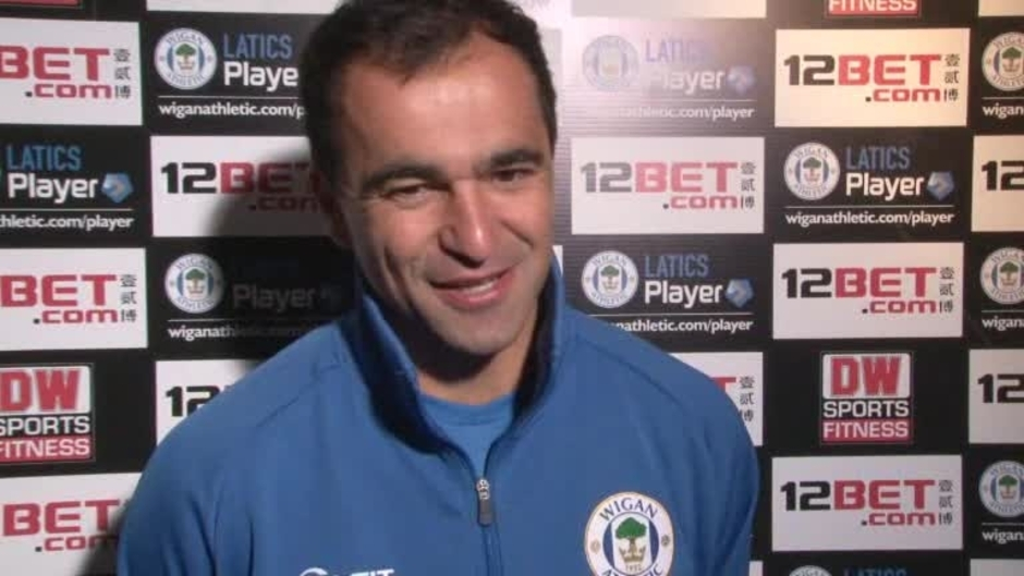 Click here to watch the VIDEO: MARTINEZ PREVIEWS CHELSEA video