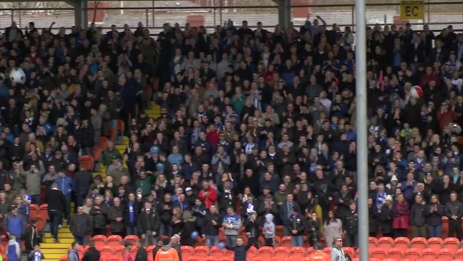 Click here to watch the EXTENDED HIGHLIGHTS: Blackpool 0 Wigan Athletic 4 video