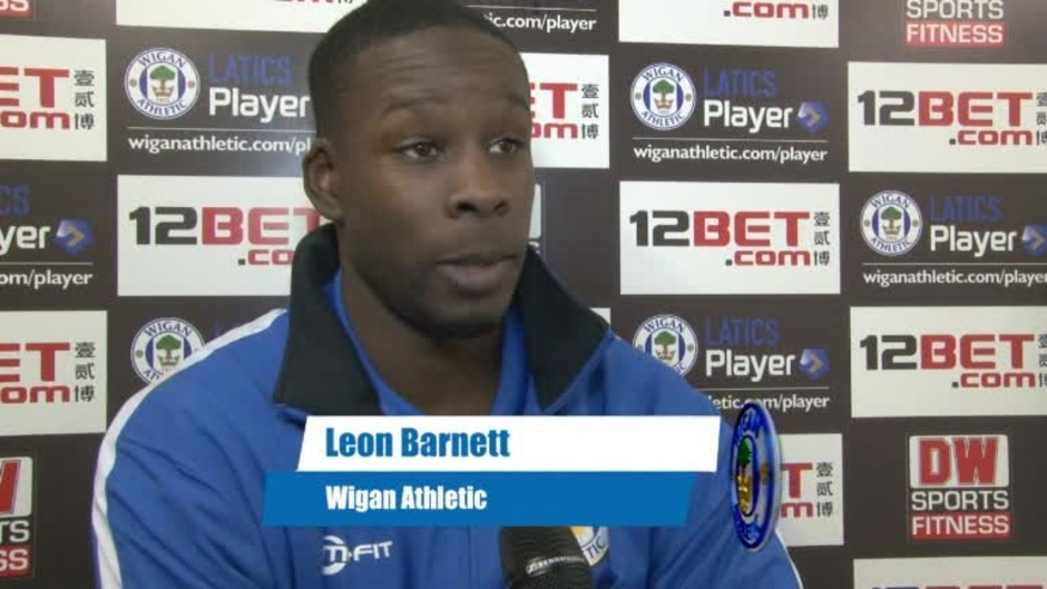 Click here to watch the VIDEO: BARNETT ON HUDDERSFIELD WIN video