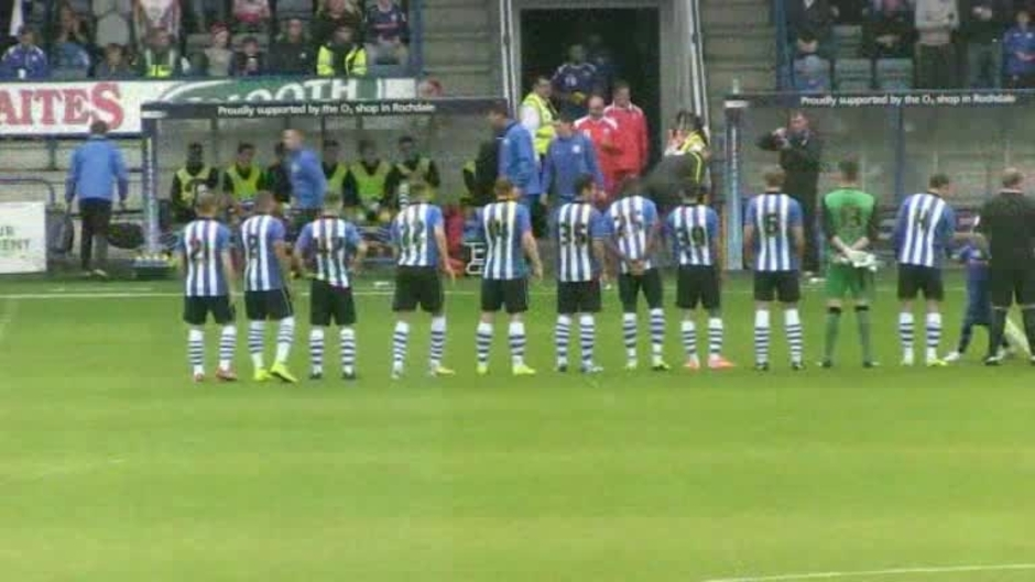 Click here to watch the HIGHLIGHTS: ROCHDALE 2 LATICS 1 video