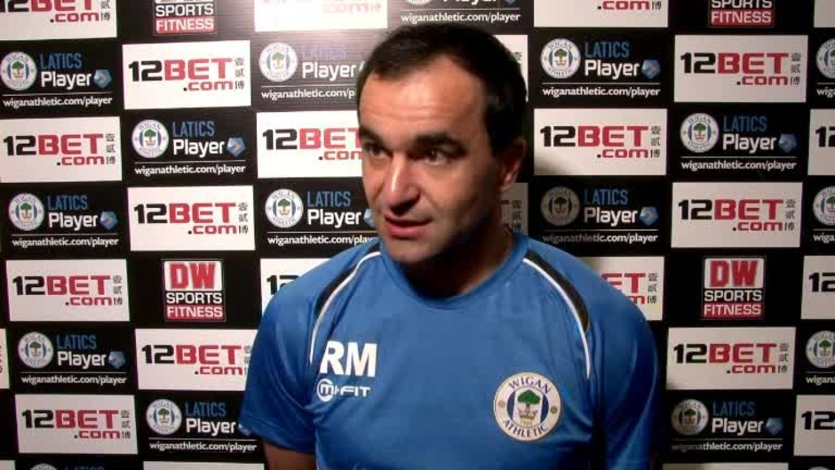 Click here to watch the VIDEO: GAFFER ON MONDAY'S GAME video
