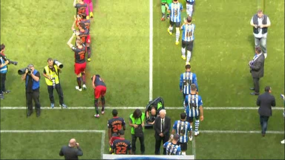 Click here to watch the Wigan 0 Reading 0 video