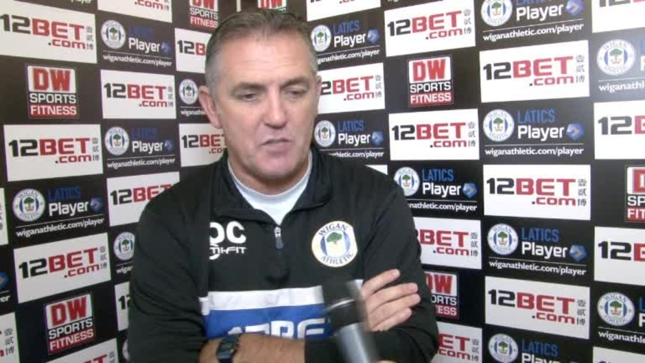 Click here to watch the VIDEO: COYLE PREVIEWS BLACKPOOL GAME video