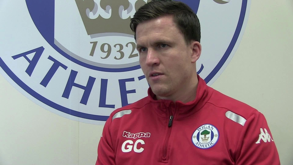 Click here to watch the 'The boys are really looking forward to it' - Gary Caldwell on trip to Blackpool video