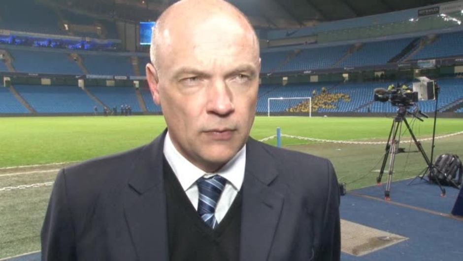 Click here to watch the VIDEO: GAFFER ON CITY WIN video
