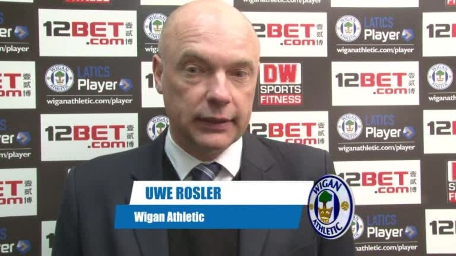 Click here to watch the VIDEO: ROSLER SAYS THERE'LL BE CHANGES video