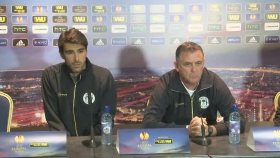 Click here to watch the VIDEO: COYLE AND GOMEZ MARIBOR PREVIEW video