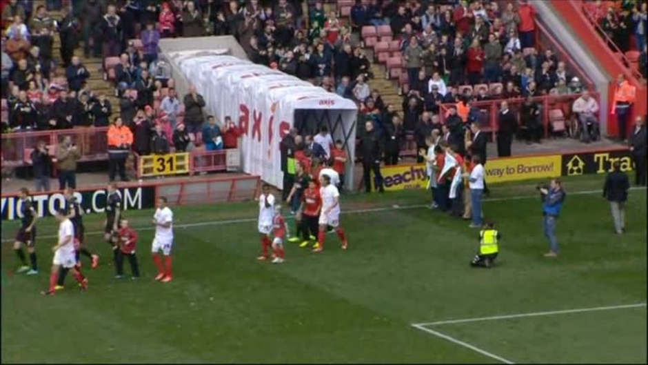 Click here to watch the Charlton 0 Wigan 0 video