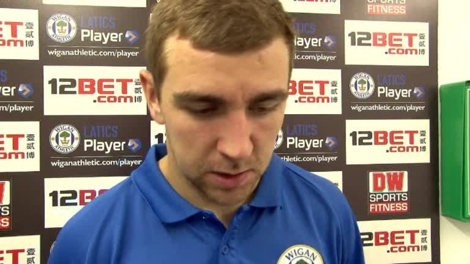 Click here to watch the VIDEO: McARTHUR ON BLACKBURN WIN video
