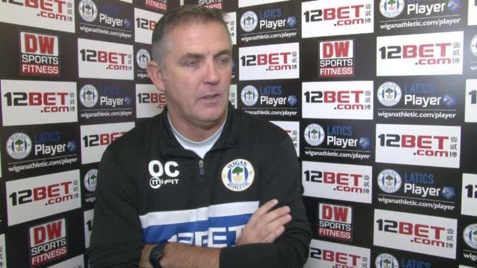 Click here to watch the VIDEO: GAFFER APPLAUDS FAN'S EFFORT video