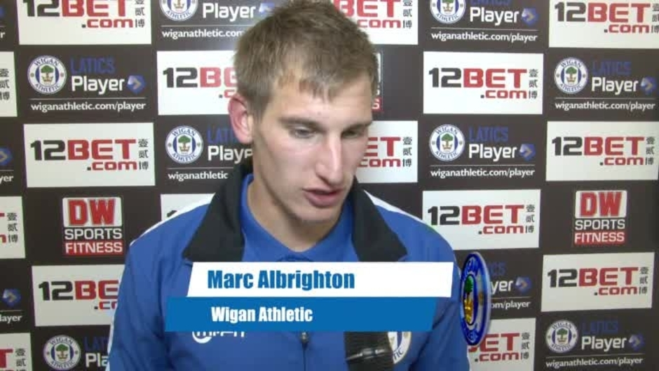 Click here to watch the VIDEO: ALBRIGHTON ON HUDDERSFIELD WIN video