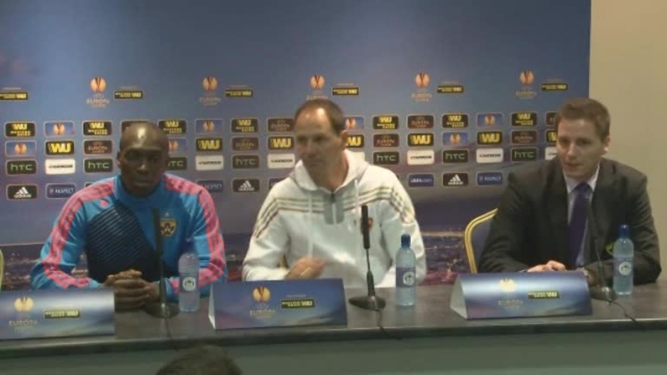 Click here to watch the VIDEO: MARIBOR PRESS CONFERENCE video
