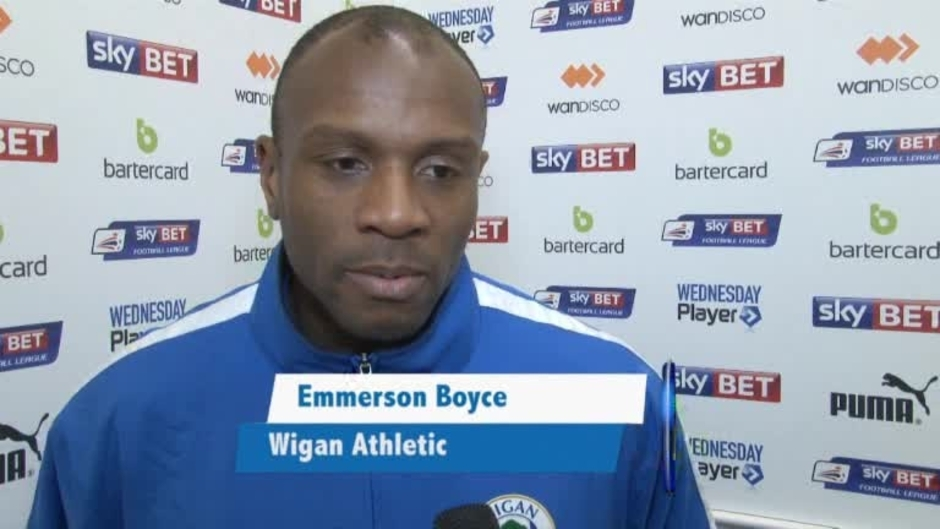 Click here to watch the VIDEO: BOYCE ON GREAT WIN video