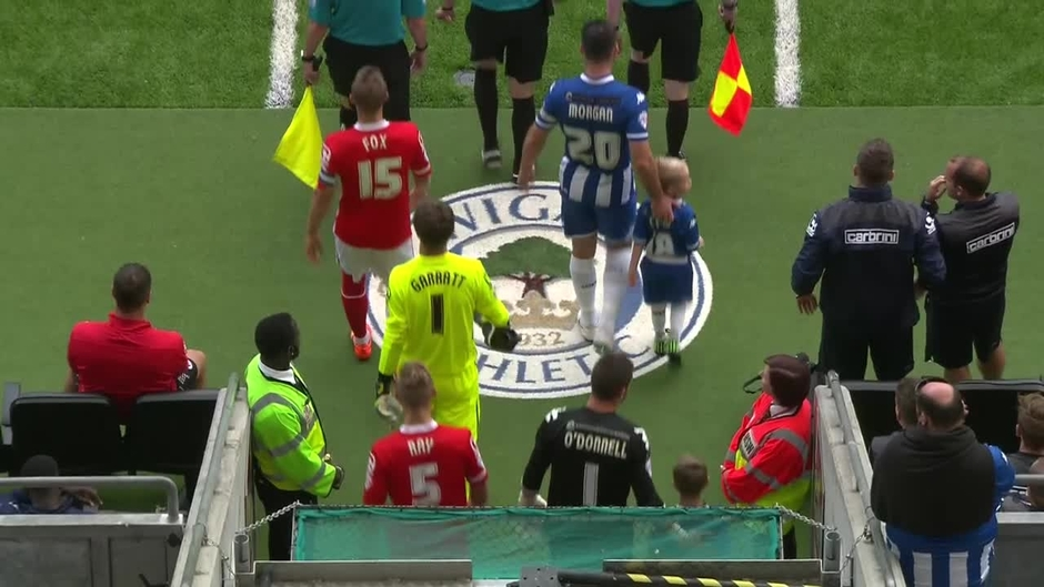 Click here to watch the EXTENDED HIGHLIGHTS: Wigan Athletic 1 Crewe Alexandra 0 video