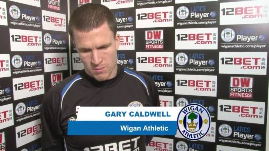 Click here to watch the VIDEO: CALDWELL PLOTTING ANOTHER ANFIELD WIN video