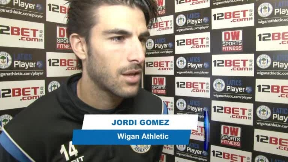 Click here to watch the VIDEO: GOMEZ HOPING TO BUILDING ON CUP SUCCESS video