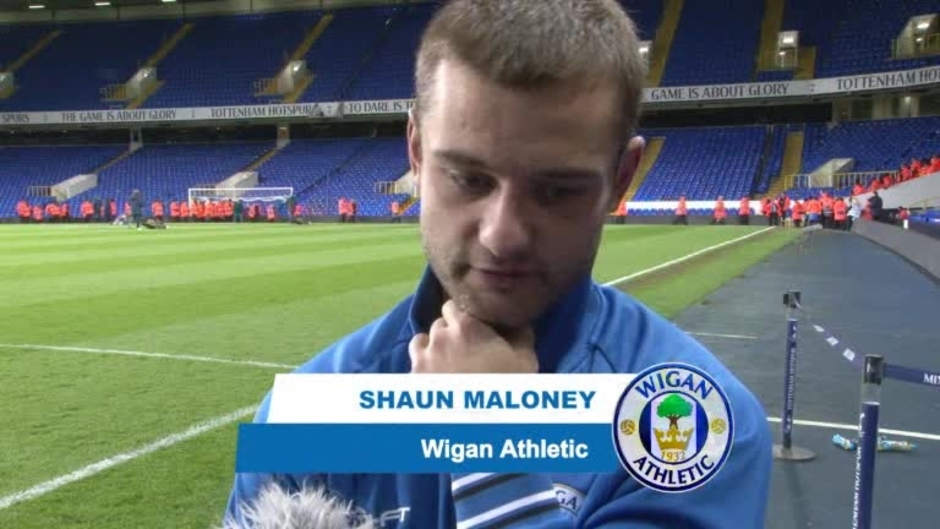 Click here to watch the VIDEO EXCLUSIVE: MALONEY DELIGHT FOR BEN video