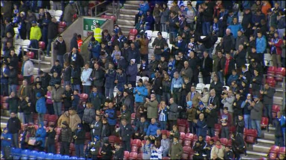 Click here to watch the Wigan 0 QPR 0 video